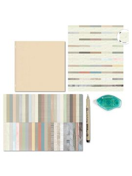 Year in a Snap Linen Refill Page Bundle